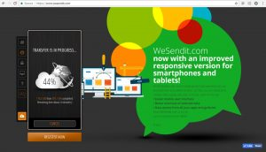 file sharing wesendit com