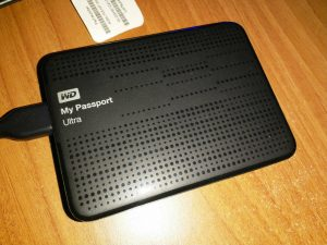 HDD WD My Passport Ultra 2TB 2.5 3.0