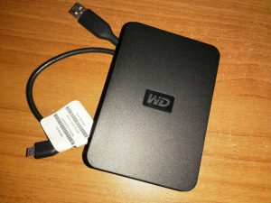 HDD extern Western Digital 750 GB 2.0